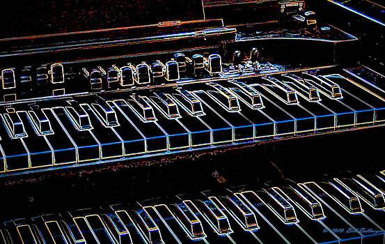 Hammond Organ by Bill