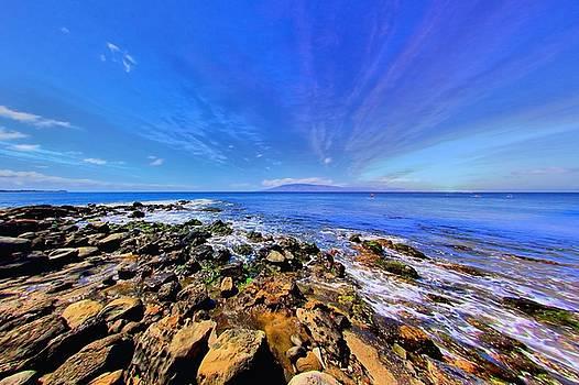 Hanakao'o Beach by DJ Florek