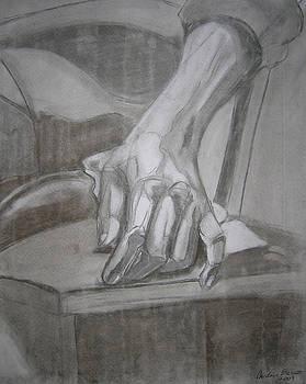 Hand Study by Candace Barnett