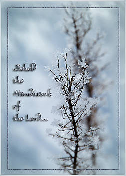 Handiwork of the Lord by Darlene Smithers