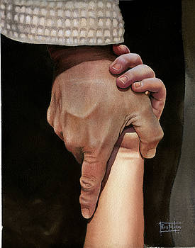 Hands by Rich Marks