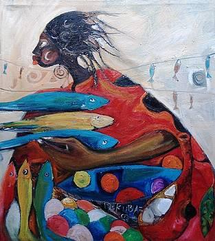 Handsfull by Enoch Mukiibi