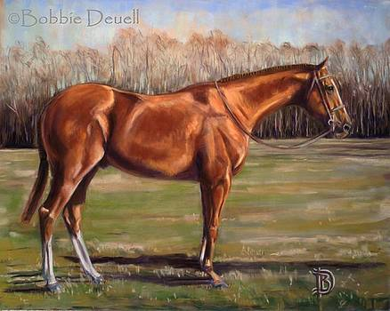 Handsome Hunter by Bobbie Deuell