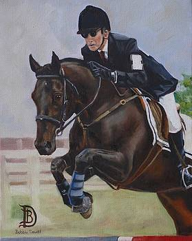 Handsome Jumper by Bobbie Deuell