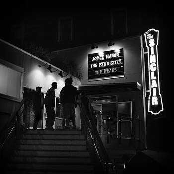 Hanging at the Sinclair by Kate Hannon