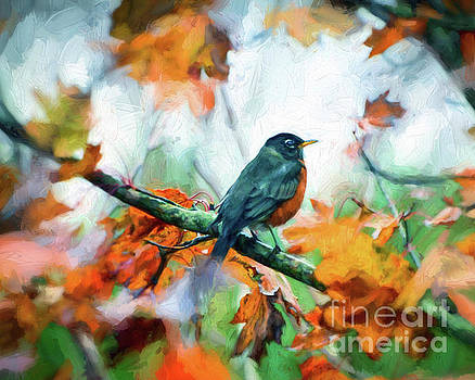 Hanging Out With Autumn by Kerri Farley