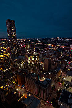 Happiness on the 45th Floor by Linda Unger