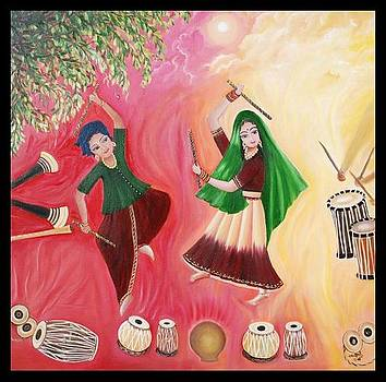 Happiness by Usha Rai