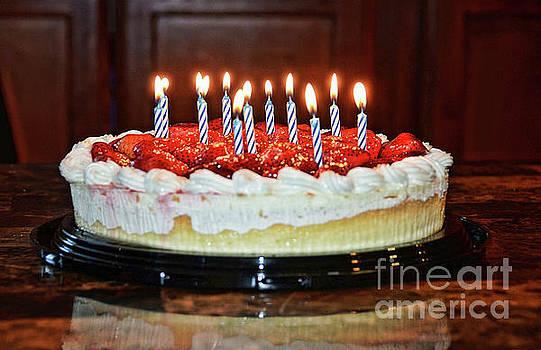 Happy Birthday by Debby Pueschel