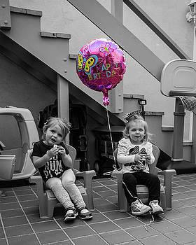 Happy Birthday by Derek Bratton
