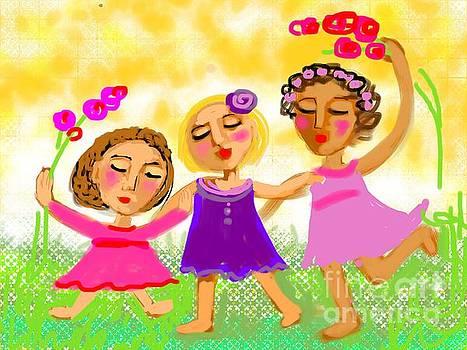 Happy Days by Elaine Lanoue