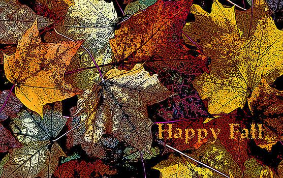 Happy Fall by Joanne Coyle