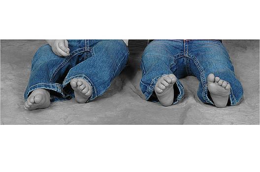 Happy Feet by Kathy Schumann