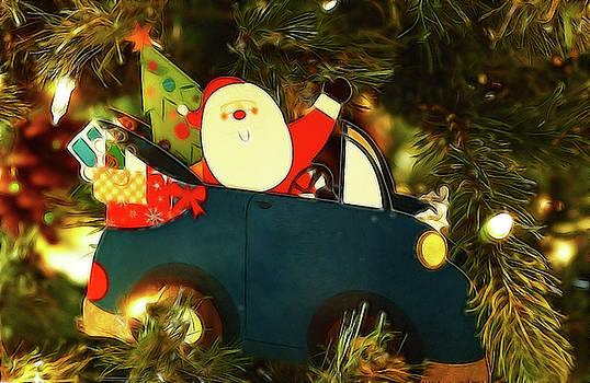 Happy Holidays by Bill Morgenstern
