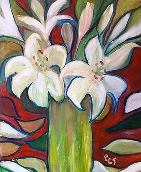 Patricia Taylor - Happy Lily Floral