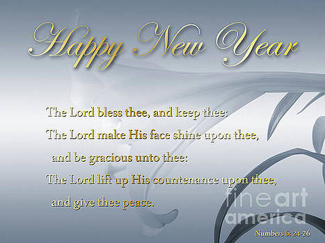 Happy New Year 2017 by Anita Oakley