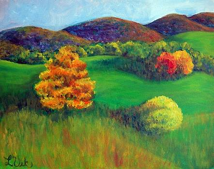 Happy Valley Hills by Lyn Vic