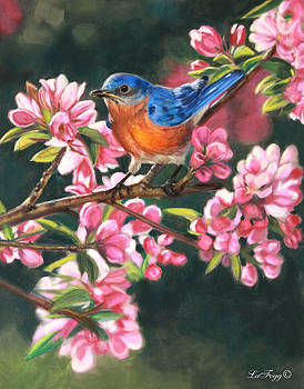 Harbingers of Spring by Deb LaFogg-Docherty