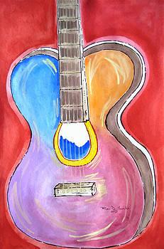 Harbor View Blues - II by Ryan D Merrill