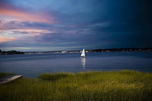 Harborview Sunset by Joshua Francia