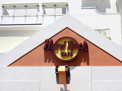 Hard Rock Cafe by Allen Beilschmidt