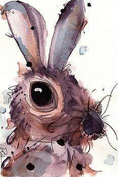 Hare by Dawn Derman