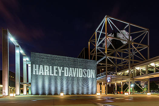Harley After Hours Part 2 by CJ Schmit
