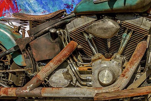 Harley Davidson - An American Icon by Bill Gallagher