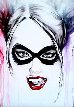 Harley Quinn by Kim McWhinnie