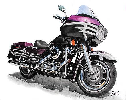 Harley Rebuild by Ferrel Cordle