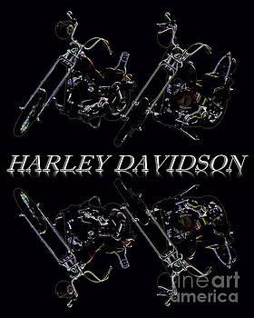 Harleys  by Baggieoldboy