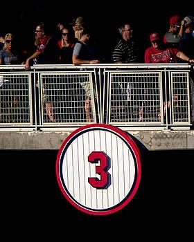 Harmon Killebrew's Retired Number  by Tom Gort