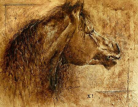 Harmony by Paula Collewijn -  The Art of Horses