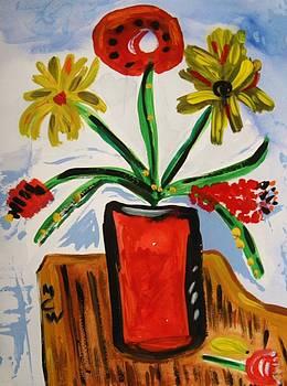 Harmony Red by Mary Carol Williams