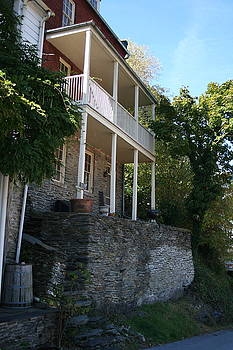 Harpers Ferry Home by Rebecca Smith