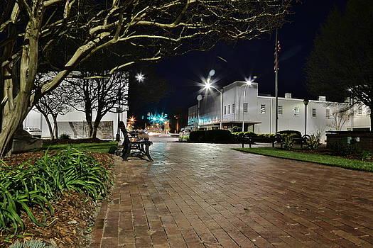 Harrington Square Night by Jimmy McDonald