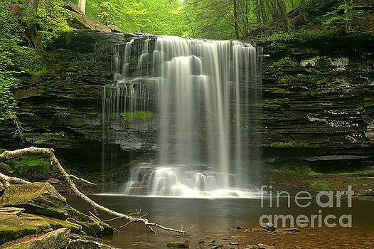 Adam Jewell - Harrrison Wrights Waterfall