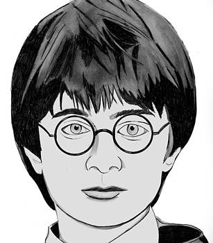 Harry Potter by Nathan  Miller