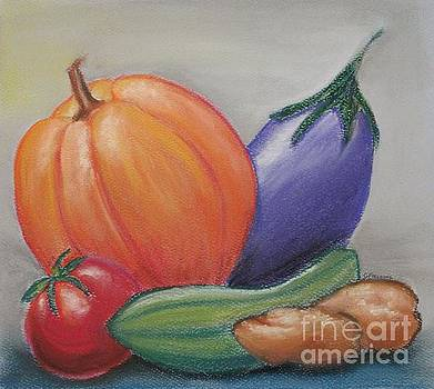 Harvest by Carol Fielding