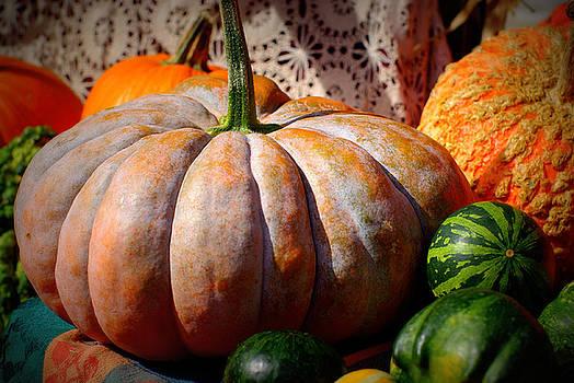 Harvest by Linda Mishler