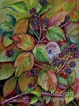 Harvest of plenty by Patricia Pushaw