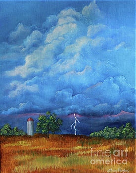 Harvest Storm by Mary Hughes