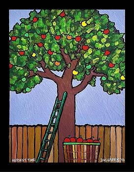 Harvest Time by Jim Harris