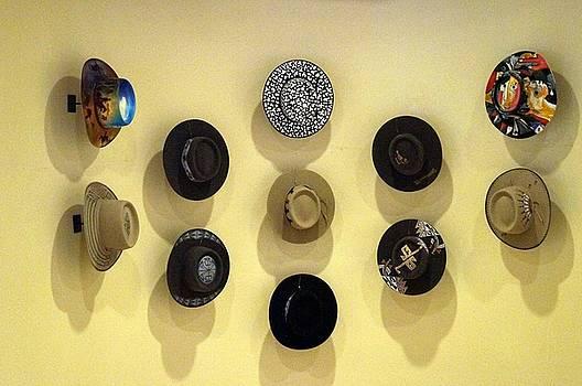 Hat Art by Joseph Frank Baraba