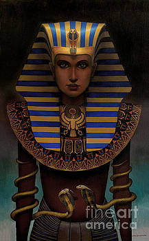 Hatshepsut by Jane Whiting Chrzanoska