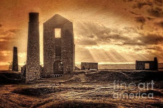 Haunted Britain - Magpie Mine by David Birchall