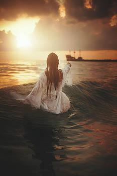 Haunted Ocean  by TJ Drysdale