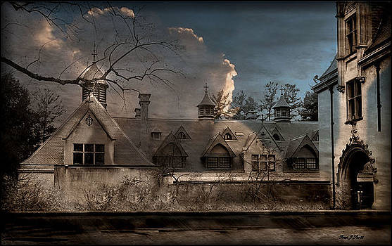 Haunted Stable by Fran J Scott