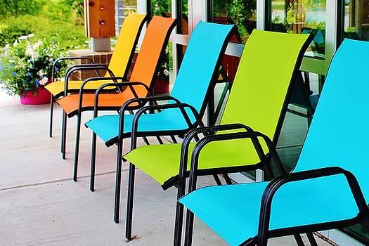 Have A Seat by Cynthia Guinn