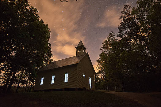Having Church by Eric Haggart